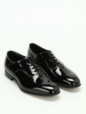 Church's: classic shoes online - Alastair patent leather  shoes