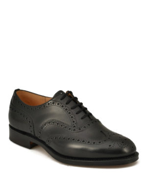 Church's: classic shoes online - Burwood brogue Oxford shoes