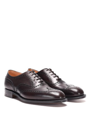 Church's: classic shoes online - Chetwynd brogue leather Oxford