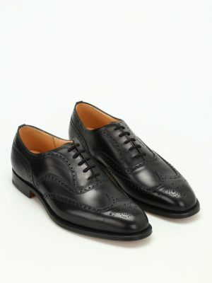 Church's: classic shoes online - Chetwynd calf leather shoes