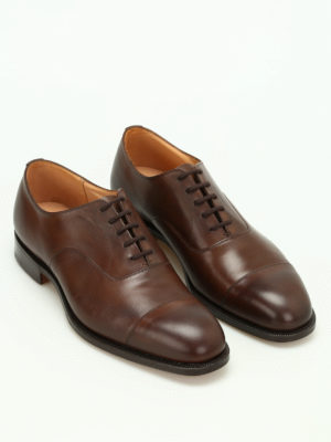 Church's: classic shoes online - Consul Nevada calf leather shoes