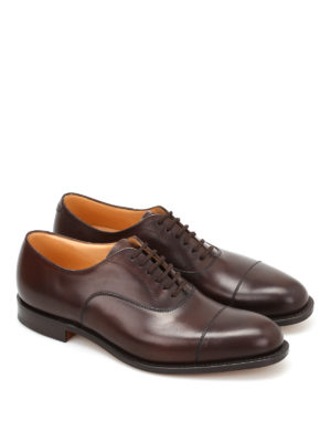 Church's: classic shoes online - Dubai Oxford leather shoes