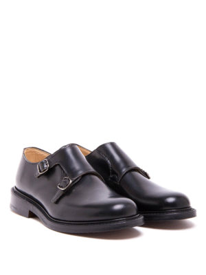 Church's: classic shoes online - Lambourn polished monk straps