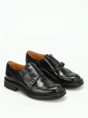 Church's: classic shoes online - Lily monk strap shoes