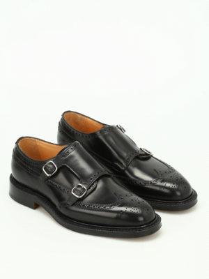Church's: classic shoes online - Monkton monk strap brogue shoes