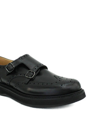 Church's: classic shoes online - Nettleton monk strap shoes