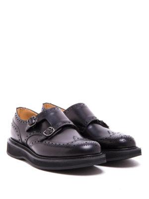 Church's: classic shoes online - Nettleton monk straps