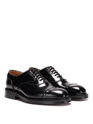 Church's: classic shoes online - Ongar leather Oxford shoes