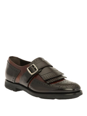 Church's: classic shoes online - Shangai leather loafers