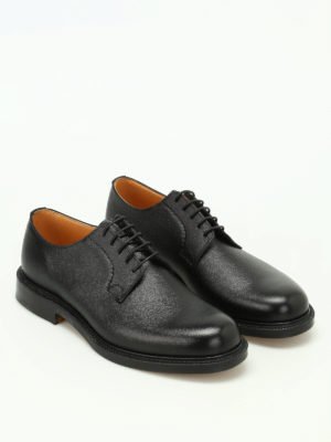 Church's: classic shoes online - Shannon black Derby shoes