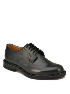 Church's: classic shoes online - Shannon leather Derby shoes