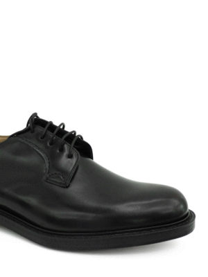 Church's: classic shoes online - Shannon polished binder Derby shoes