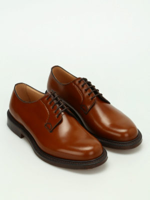 Church's: classic shoes online - Shannon polished binder shoes