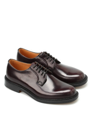 Church's: classic shoes online - Shannon polished leather Derby