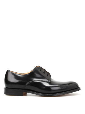 Church's: classic shoes - Oslo Derby shoes