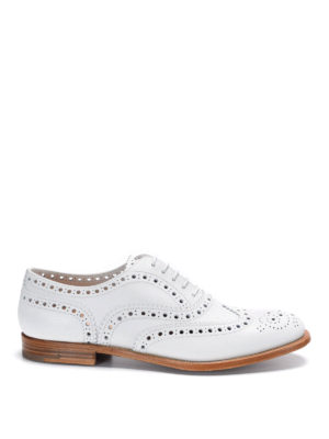 CHURCH'S: classiche - Scarpe allacciate Prestige Hole