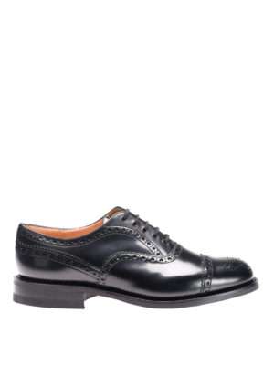 Church's: classic shoes - Scalford Oxford shoes