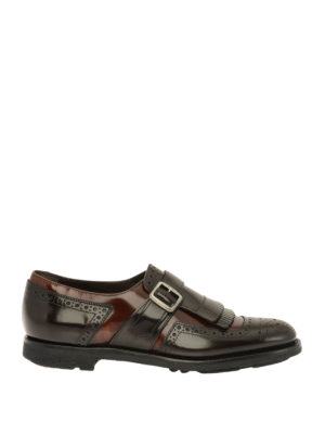 Church's: classic shoes - Shangai leather loafers