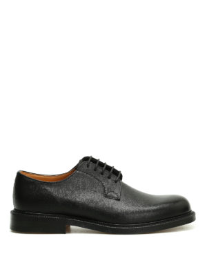 Church's: classic shoes - Shannon black Derby shoes