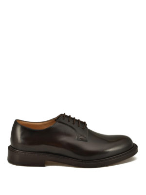 Church's: classic shoes - Shannon leather Derby shoes