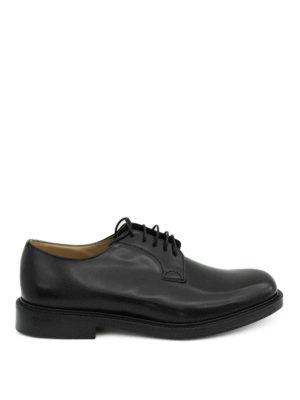 Church's: classic shoes - Shannon polished binder Derby shoes