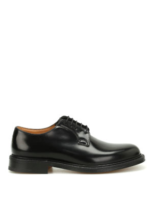 Church's: classic shoes - Shannon polished binder shoes