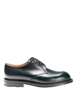 Church's: classic shoes - Stance leather classic shoes