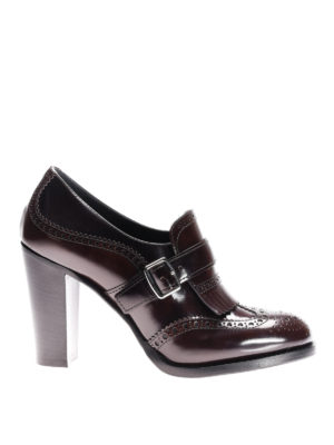 Church's: court shoes - Brogue shoes with tassel