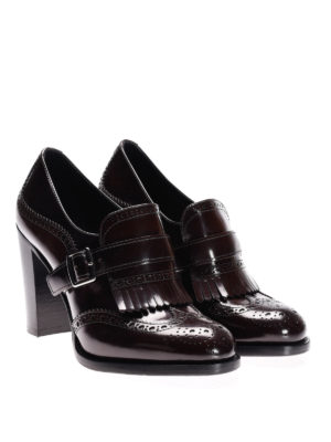 Church's: court shoes online - Brogue shoes with tassel
