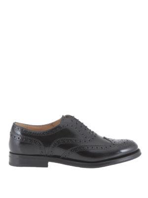 Church's: lace-ups shoes - Burwood brogue shoes