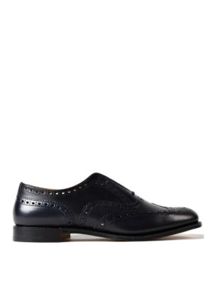 Church's: lace-ups shoes - Burwood classic lace-up shoes
