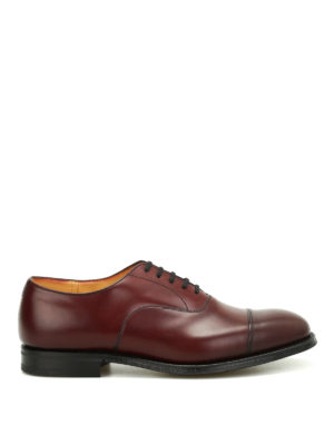 Church's: lace-ups shoes - Consul Appalorse leather shoes