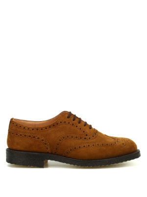 Church's: lace-ups shoes - Fairfield castoro Oxford shoes