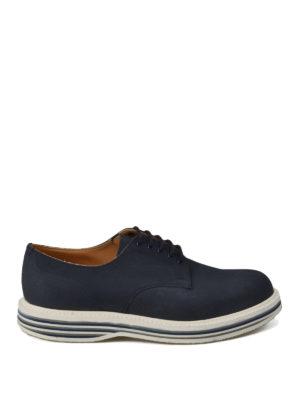 Church's: lace-ups shoes - Leyton 4 nubuck Derby