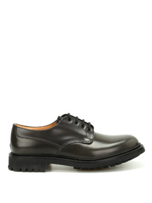 Church's: lace-ups shoes - Mc Neil Rois calf leather shoes