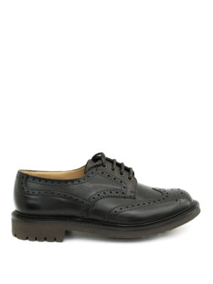 Church's: lace-ups shoes - Mcpherson brogue detailed Derby