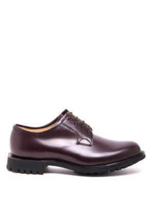 Church's: lace-ups shoes - Newbridge leather Derby shoes