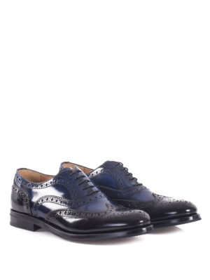 Church's: lace-ups shoes online - Burwood brogue shoes