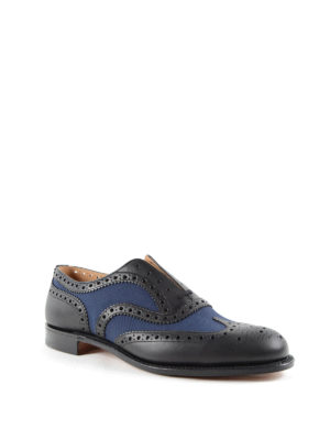 Church's: lace-ups shoes online - Burwood leather brogue shoes