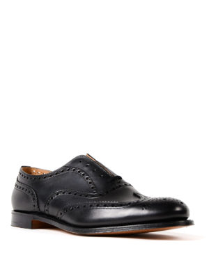 Church's: lace-ups shoes online - Burwood leather lace-up shoes
