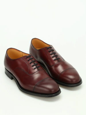 Church's: lace-ups shoes online - Consul Appalorse leather shoes
