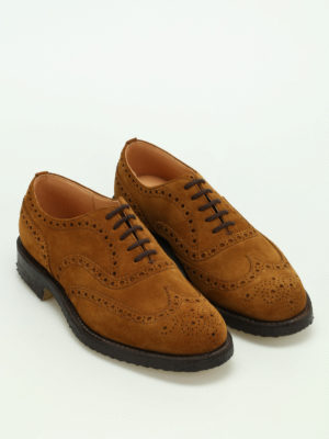 Church's: lace-ups shoes online - Fairfield castoro Oxford shoes