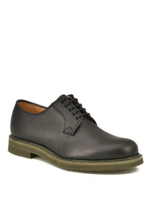 Church's: lace-ups shoes online - Fulbeck grained leather Derby