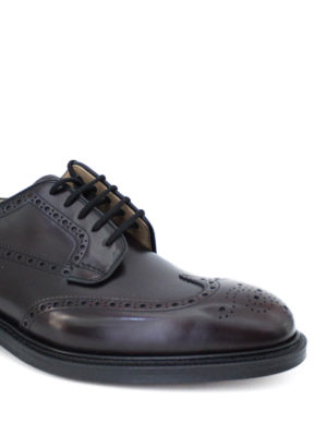Church's: lace-ups shoes online - Grafton leather Derby shoes
