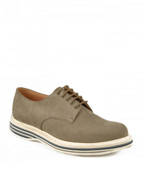 Church's: lace-ups shoes online - Leyton 4 nubuck Derby