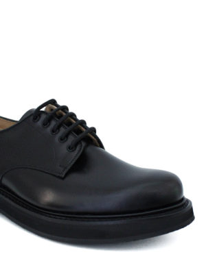 Church's: lace-ups shoes online - Leyton smooth leather Derby
