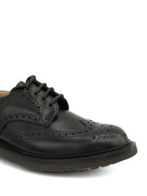 Church's: lace-ups shoes online - Mcpherson brogue detailed Derby