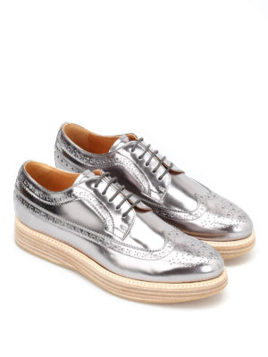 Church's: lace-ups shoes online - Mirror leather Derby shoes