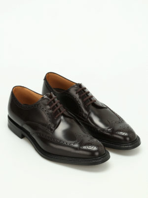Church's: lace-ups shoes online - Munich Capital leather shoes