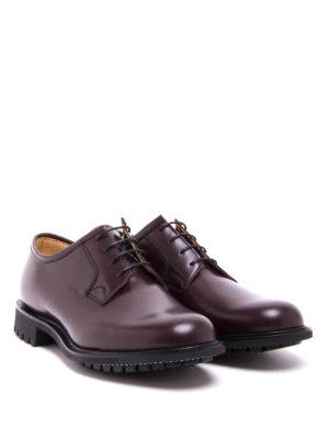 Church's: lace-ups shoes online - Newbridge leather Derby shoes